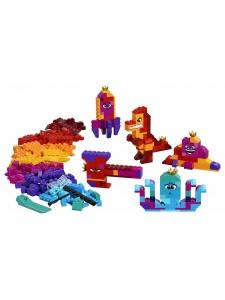 Лего 70825 Шкатулка королевы Многолики «Собери, что хочешь» Lego Movie