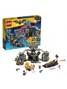 LEGO Batman Нападение на Бэтпещеру 70909