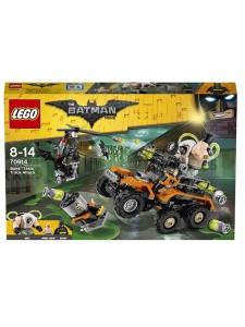 LEGO Batman Химическая атака Бэйна 70914