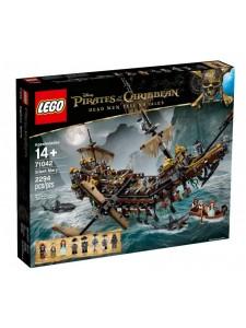 Лего 71042 Пираты Карибского моря Тихая Мэри Lego Pirates