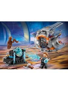 Лего 76102 В поисках оружия Тора Lego Super Heroes