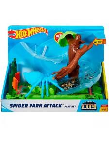 Хот Вилс Игровой набор Атака паука Hot Wheels FNB07