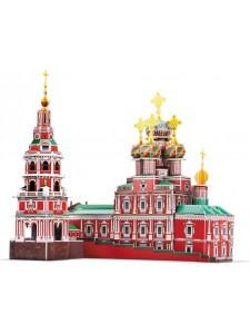3D Пазл Рождественская церковь МС191H