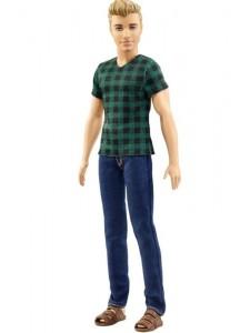 Mattel Кукла Барби Кен Barbie Fashionistas DWK45