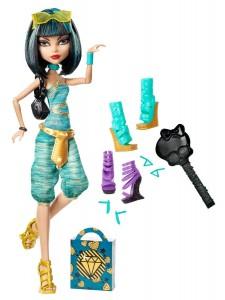 Кукла Monster High Клео де Нил Я люблю обувь BBR92