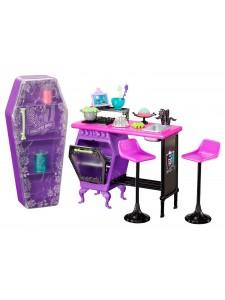 Игровой набор Monster High Кухня Ужасное домоводство BDD82