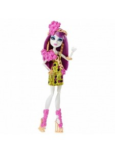 Кукла Monster High Спектра Вондергейст DKX97
