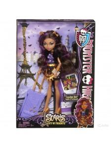 Кукла Monster High Клодин Вульф Путешествие Y0379