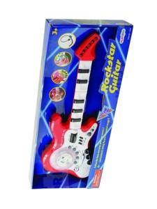 PlayGo Игрушка Электронная Гитара Рок-звезды 4355