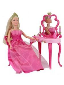 Кукла Штеффи Принцесса со столиком Simba