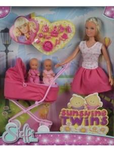 Кукла Штеффи с большой коляской Simba