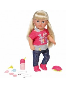 Zapf Creation Беби Борн Сестричка Кукла Baby Born 820704