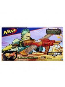 Бластер Нерф Думлэндс Двойной дилер Hasbro B5367