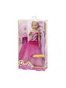 Кукла Barbie Барби серия Вечерние платья BFW18