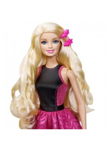 Кукла Barbie Роскошные кудри BMC01