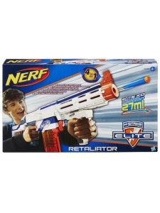 Бластер Nerf Элит Риталиэйтор Hasbro 98696
