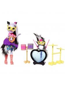 Набор Enchantimals Классные Барабаны Сейдж и Скунси FCC62/FRH41
