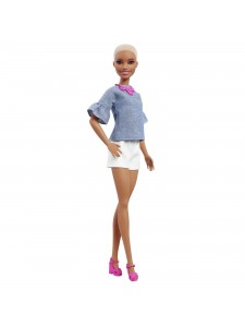 Кукла Барби Игра с модой Barbie Fashionistas FNJ40