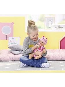 Интерактивная кукла-девочка 43 см Беби Бон 825938