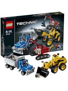 Лего 42023 Строительная команда Lego Technic