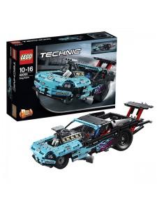 Лего 42050 Драгстер Lego Technic
