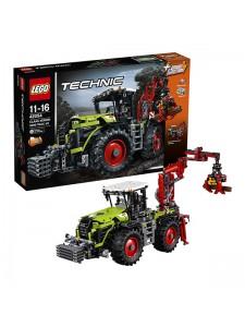 Лего 42054 Трактор Claas Xerion 5000 TRAC VC Lego Technic