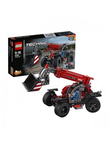 Лего 42061 Телескопический погрузчик Lego Technic