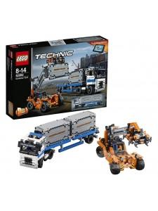 Лего 42062 Контейнерный терминал Lego Technic