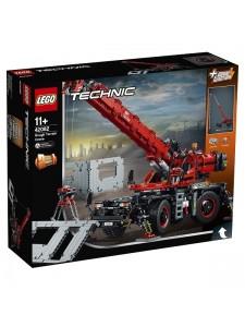 Лего 42082 Подъёмный кран для пересечённой местности Lego Technic