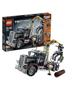 Лего 9397 Лесовоз Lego Technic