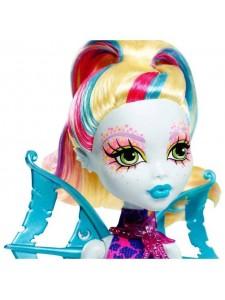 Кукла Monster High Лагуна Блю Большой Кош Риф DHB56
