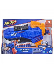 Бластер Nerf со стрелами Элит Руккус E2654