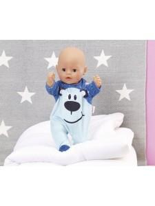 Одежда для куклы Бэби Бон 824566 Комбинезон синий