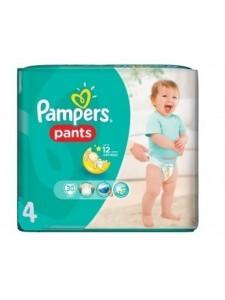 Подгузники-трусики Pampers Pants 4 (9-14 кг), 30 шт