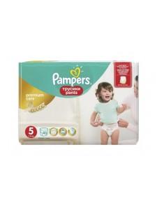 Подгузники-трусики Pampers Premium Care Pants 5 Junior (11-18 кг), 40 шт