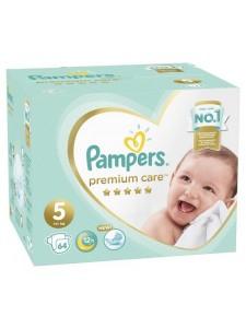Подгузники Pampers Premium Care 5 Junior (11+ кг), 64 шт