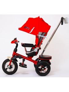 Детский трехколесный велосипед Trike City Sport 5588A-2 (красный)