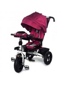Детский трехколесный велосипед Favorit Trike Lux FTL-1210 (фиолетовый)