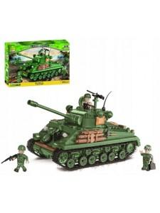 Американский танк Шерман Коби Cobi 2533