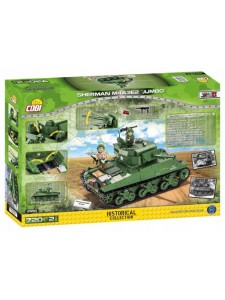 Американский танк Шерман Коби Cobi 2550