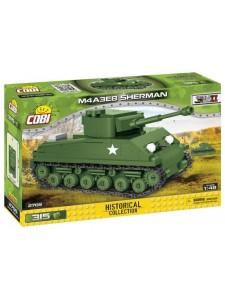 Американский танк Шерман Коби Cobi 2705
