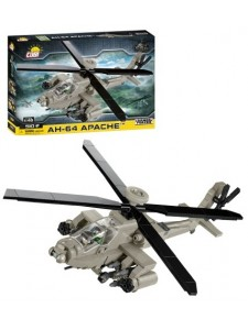 Американский вертолет Апач Коби Cobi 5808