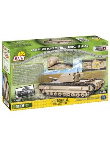 Британский танк Черчилль Коби Cobi 2709