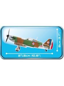 Французский истребитель Девуатин Коби Cobi 5720