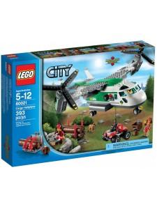 Лего 60021 Грузовой конвертоплан Lego City