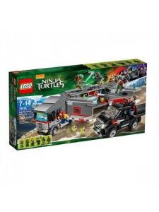 Лего 79116 Большое Преследование Ninja Turtles