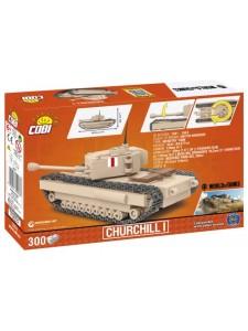 Коби Танк Черчилль Cobi 3064 конструктор купить в минскк