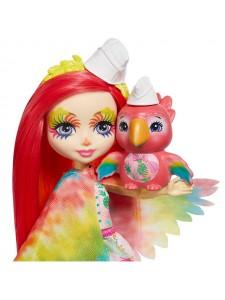 Enchantimals Тропическое кафе с куклой Пикки Какаду