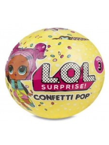 Куклы LOL Confetti POP 3 серия 2 волна