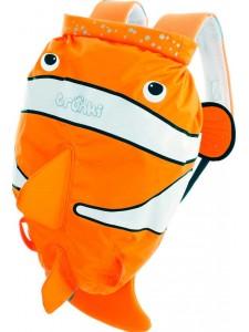 Рюкзак для бассейна и пляжа Trunki Рыба-Клоун 0112